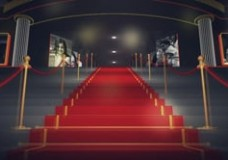 Jamie's Red Carpet Bat Mitzvah Montage